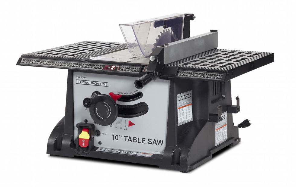 Best Top Table Saw Under 500 In 2016 2017 Best Tools